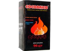 Уголь для кальяна кокосовый СОСОBRICO 96 куб.