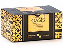 Уголь для кальяна OASIS (25mm) - 18 BRICKS