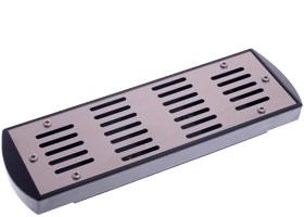 Увлажнитель Passatore Акриловый на 50 сигар Серебро 595-201