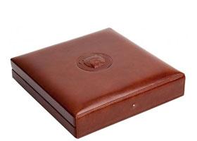 Дорожный хьюмидор Dunhill на 10 сигар HS3010B