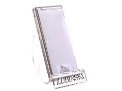 Зажигалка Lubinski «Милан» суперплоская, кремневая+турбо WD585-2