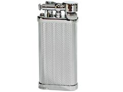 Зажигалка трубочная Im Corona - 64-3700 - Old Boy Fishbone Design
