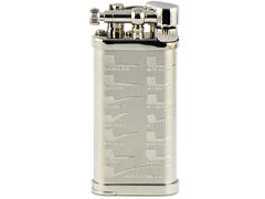 Зажигалка трубочная Im Corona - 64-6415 - Old Boy Rhodium Plated Pipe Design