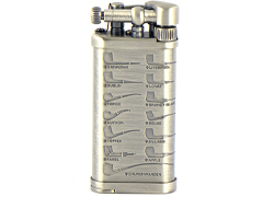 Зажигалка трубочная Im Corona - 64-7415 - Old Boy Pewter Pipe Design