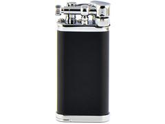 Зажигалка трубочная Im Corona - 64-9111C - Old Boy Black Matt