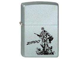Зажигалка Zippo 205 Duck Hunting