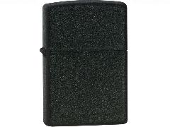 Зажигалка ZIPPO Black Crackle 236