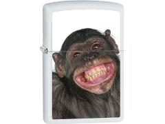 Зажигалка ZIPPO Monkey 28661