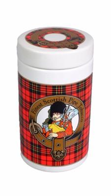 Банка для табака Lubinski Шотландия DST02 вид 2