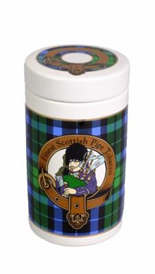 Банка для табака Lubinski Шотландия DST03 вид 2