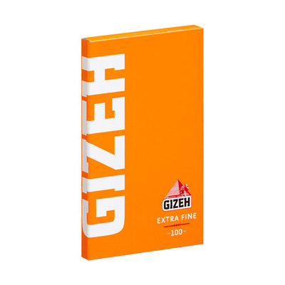 Бумага для самокруток Gizeh Extra Fine 100 вид 2