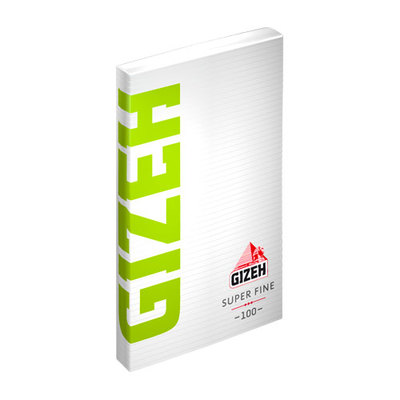 Бумага для самокруток Gizeh Magnet Super Fine 100 вид 1