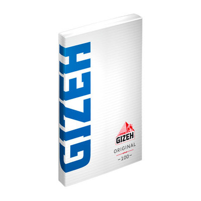 Бумага для самокруток Gizeh Magnit Original 100 вид 2