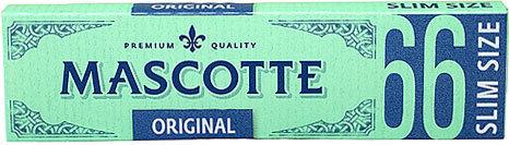 Бумага для самокруток Mascotte Original Slim 66 вид 1