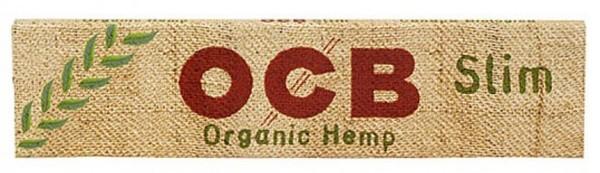 Бумага для самокруток OCB Slim Organiс вид 1