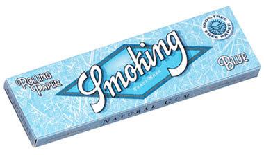 Бумага для самокруток Smoking Blue вид 1