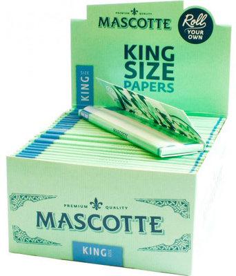 Бумага для самокруток Mascotte King Size 33 вид 2
