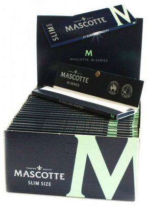 Бумага для самокруток Mascotte Slim Size (M-Series) вид 2