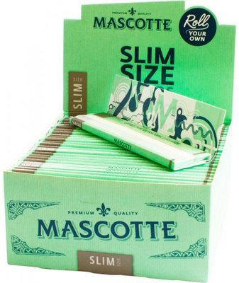 Бумага для самокруток Mascotte Slim Size 33 вид 2