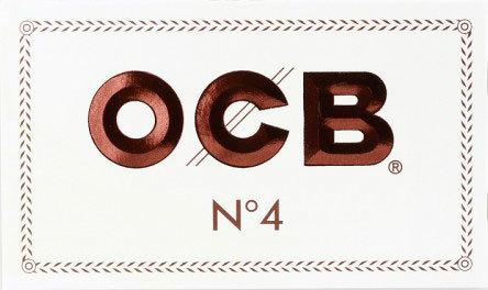 Бумага для самокруток OCB Double White №4 вид 1