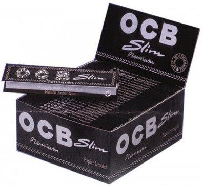 Бумага для самокруток OCB Slim Premium вид 2