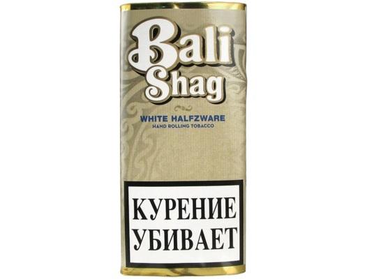 Сигаретный табак Bali Shag White Halfzware вид 1