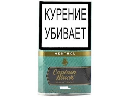 Сигаретный табак Captain Black Menthol вид 1