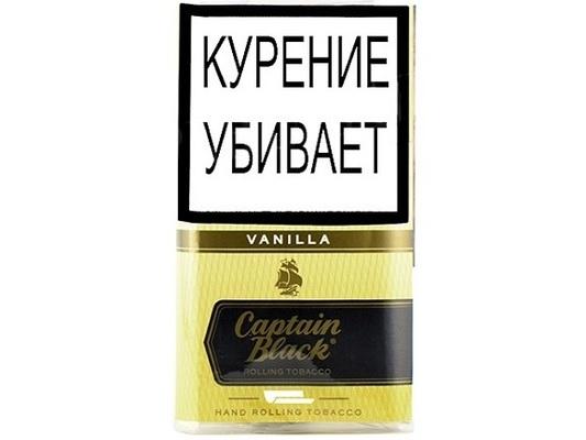 Сигаретный табак Captain Black Vanilla вид 1