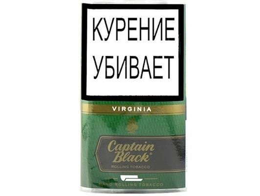 Сигаретный табак Captain Black Virginia вид 1
