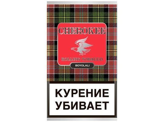 Сигаретный табак Cherokee Boyolali вид 1