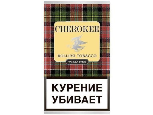 Сигаретный табак Cherokee Vanilla Drive вид 1