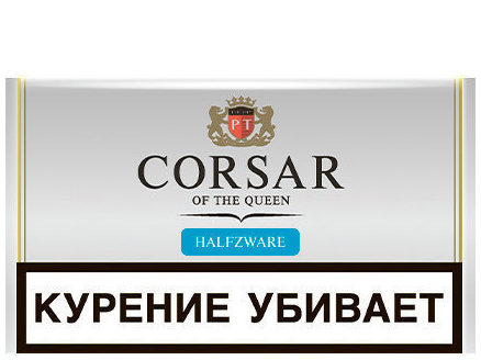 Сигаретный табак Corsar of the Queen (RYO) Halfzware вид 1