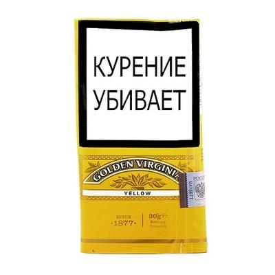 Сигаретный табак Golden Virginia Yellow вид 1