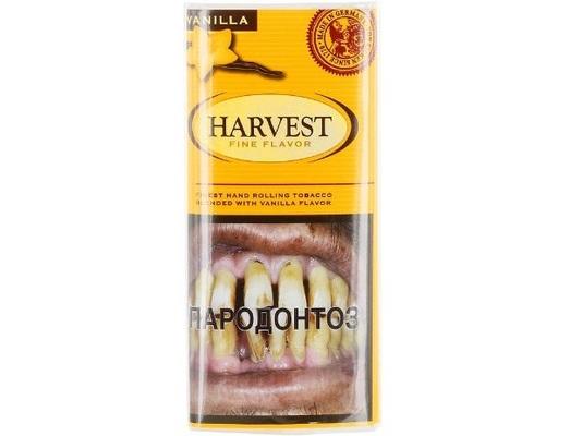 Сигаретный табак Harvest Vanilla вид 1