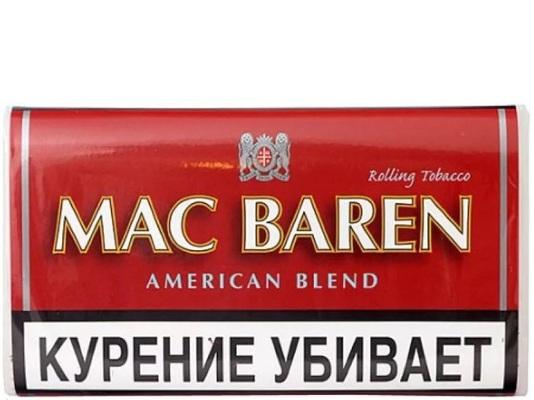 Сигаретный Табак Mac Baren American Blend вид 1