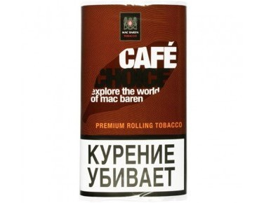 Сигаретный Табак Mac Baren Cafe Choice вид 1