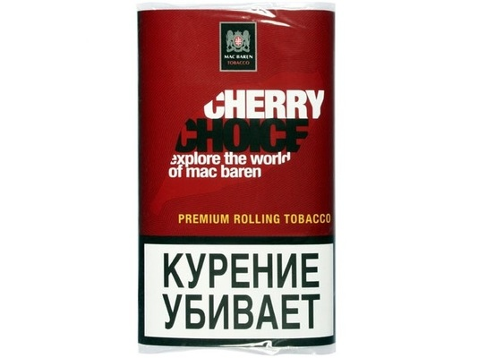 Сигаретный Табак Mac Baren Cherry Choice вид 1