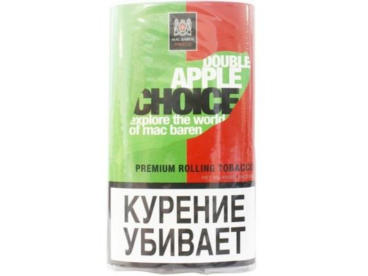 Сигаретный Табак Mac Baren Double Apple Choice вид 1