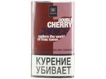 Сигаретный Табак Mac Baren Double Cherry Choice вид 1