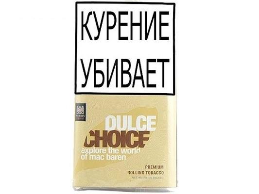 Сигаретный Табак Mac Baren Dulce Choice вид 1