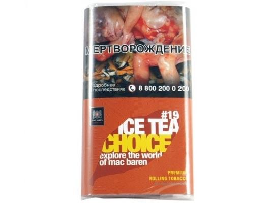 Сигаретный Табак Mac Baren Ice Tea Choice вид 1