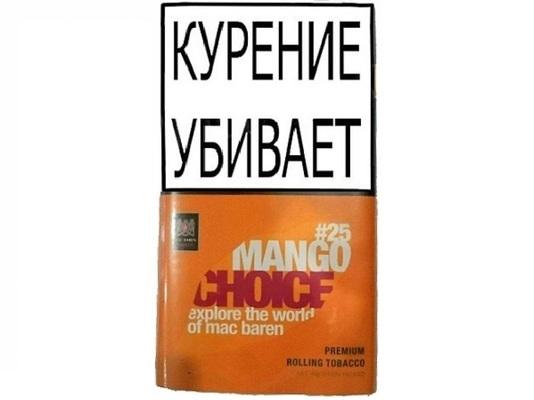 Сигаретный Табак Mac Baren Mango Choice вид 1