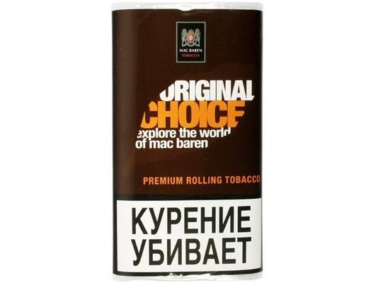 Сигаретный Табак Mac Baren Original Choice вид 1