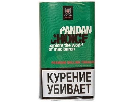 Сигаретный Табак Mac Baren Pandan Choice вид 1