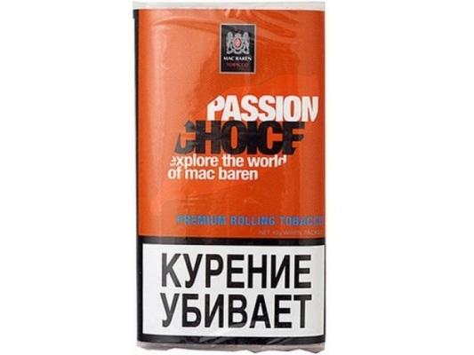 Сигаретный Табак Mac Baren Passion Choice вид 1