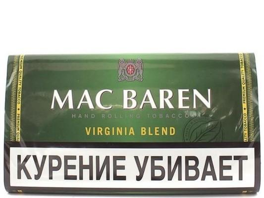 Сигаретный Табак Mac Baren Virginia Blend вид 1