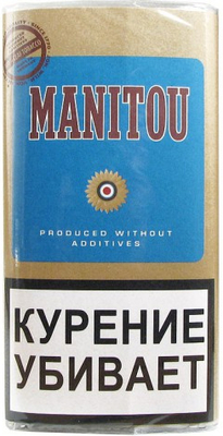 Сигаретный табак Manitou Virginia Blue вид 1