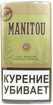 Сигаретный табак Manitou Virginia Green вид 1