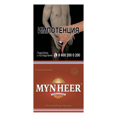 Сигаретный табак Mynheer American Blend вид 2