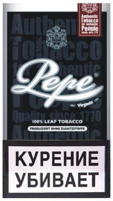 Сигаретный табак Pepe Dark Green вид 1